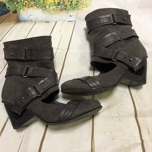 Stylish booties by limelight